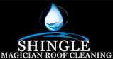 Shingle Magician Roof Cleaning Logo
