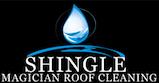 Shingle Magician Roof Cleaning Logo
